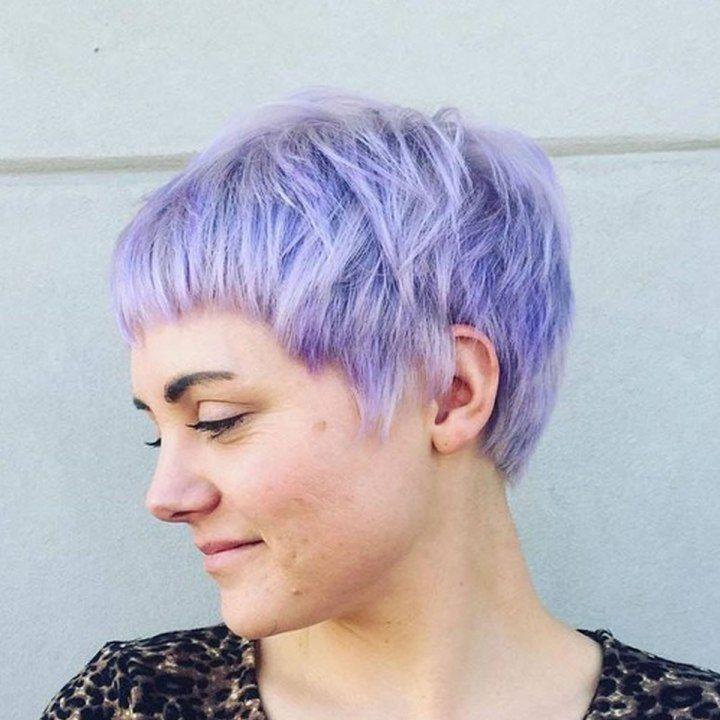 25 Wunderschöne Pixie-Haarschnitte für Damen, die sehr schick sein wollen, #frisuren #madame #frisur #hairstyle #hairstyles #naturalhairstyles #newh…
