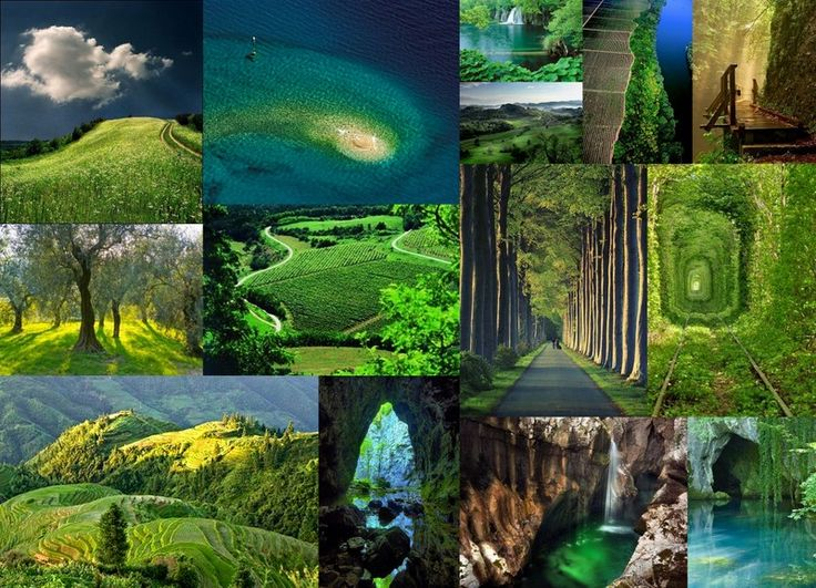 "Some of Croatia's Natural Green Jewels. Contact us at info@discovercroa... to plan your Bespoke trip to Croatia! - We will convert your "" MUST HAVE HOLIDAY"" into reality - that will then be a cherished experience to store in your memory bank. Forever."