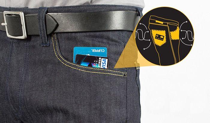 Компания Norton в коллаборации с Betabrend произвели необычные джинсы, которые защитят от кражи личной информации
