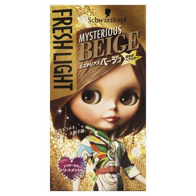 schwarzkopf hair Freshlight Color Mysterious Beige -- You can get additional details at the image link.
