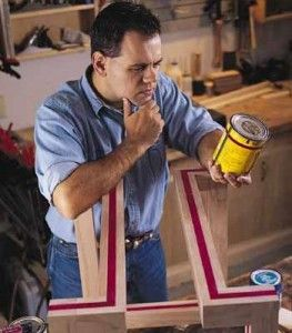 Great basic description of how to finish wood with poly or wiping varnish.