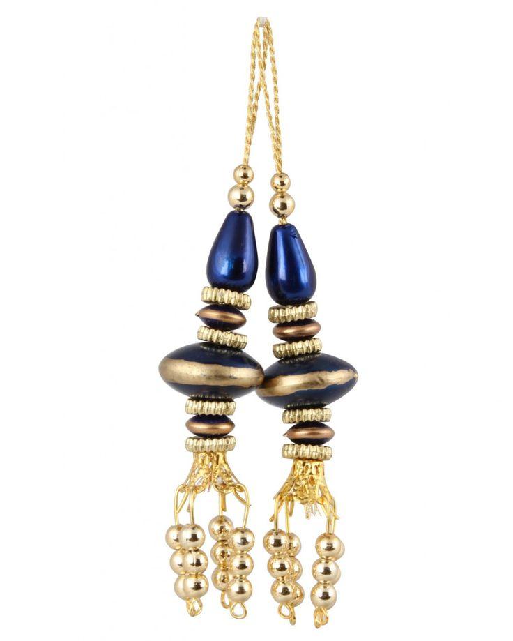 Blue Color Tassel for Cholis,Lehengas,Blouses,Suits