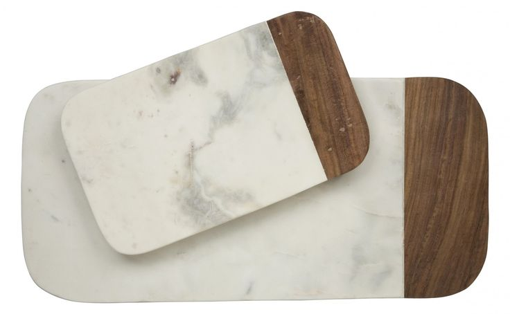 Serve your cheese in style. ~ETS (Sailor Marble Boards | Jayson Home)
