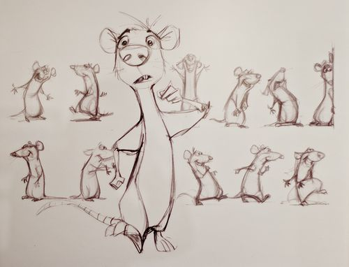 ratatouille concept art