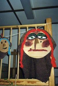 Hexenspiele für den Kindergeburtstag