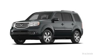 features of honda pilot 2014