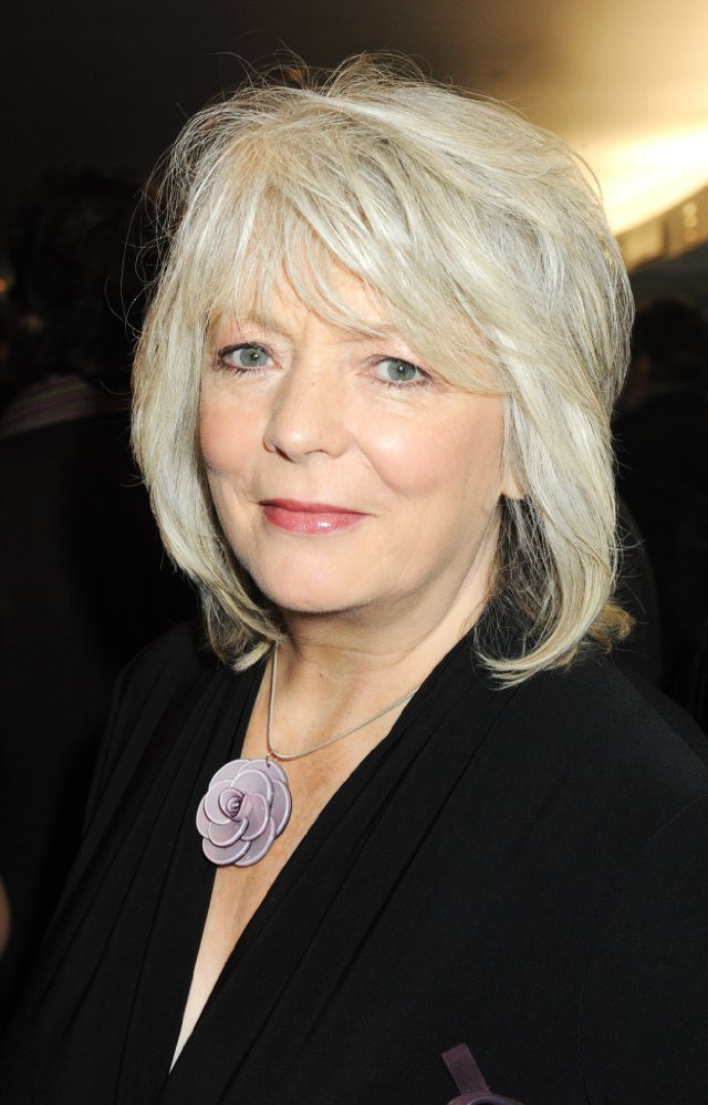 Alison Steadman  Lovely Alison was with Celia Imrie in Love and Marriage, a really good show and so funny.