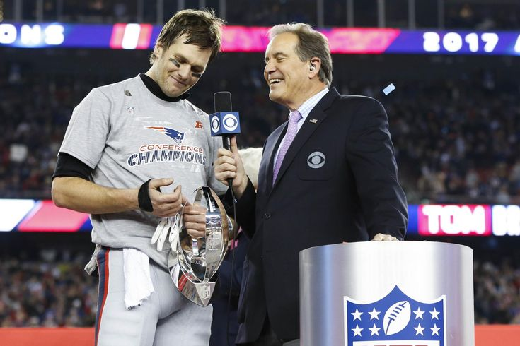 The story behind how Tom Brady ended up wearing KT Tape during AFC championship