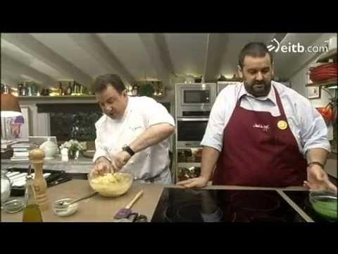 Solomillo con patata 'Alde Zaharra', en 'Robin Food' - YouTube