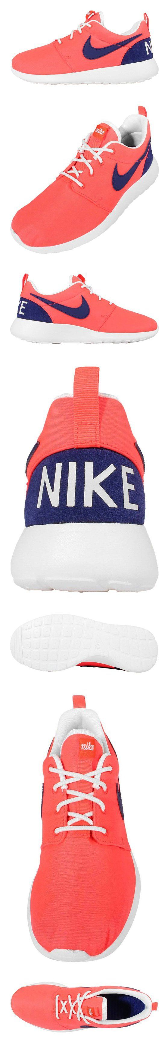 $129.99 - Nike Women's Wmns Roshe One Retro  BRIGHT CRIMSON/LOYAL BLUE-SAIL-BLACK #shoes #nike #2016