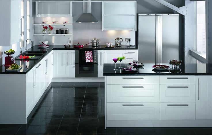 Wickes #fitted #kitchens: Atlanta