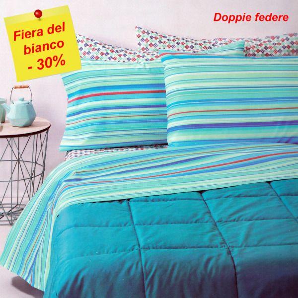 Completo lenzuola Varadero Bassetti. Clicca e scopri le varianti di colore. #bassetti #completolenzuola #sheetset #fieradelbianco #bassettime
