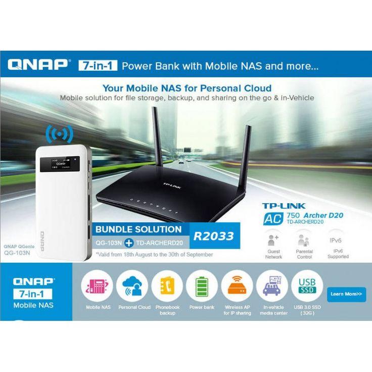 TPLINK - QNAP bundle
