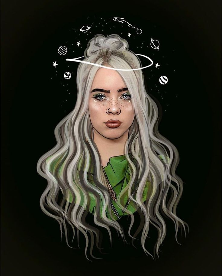 Billieeilish Wherearetheavocados Billie Billieeilish Wherearetheavocados Billie Https Wallpaperpinteres Billie Eilish Billie Dibujos De Famosos