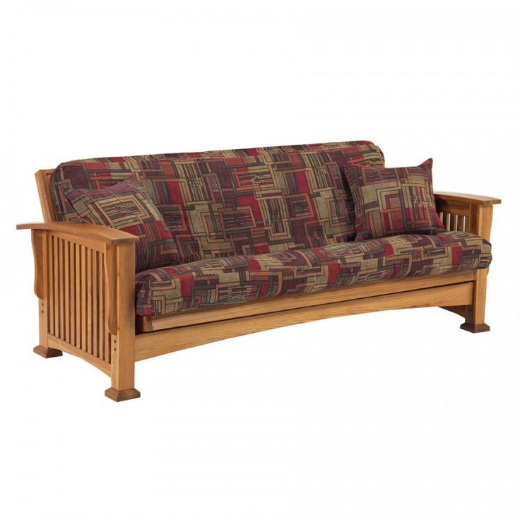 The Stickley Fabric brings a slightly contemporary edge to your rustic home