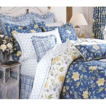 Laura Ashley Home Emilie Bedding Collection