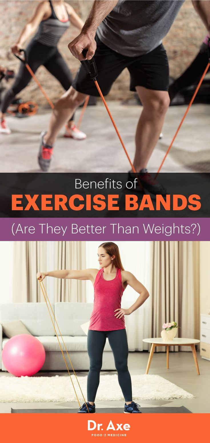 Exercise bands, also known as resistance bands or resistance tubing, are one of the best ways to build strength.