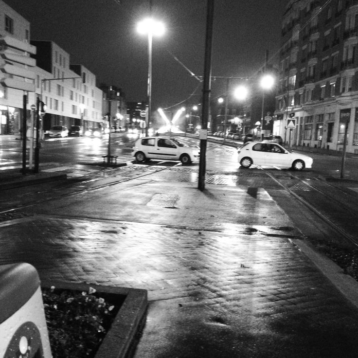 Station TRAMWAY Alfred Mongy Roubaix  Vendredi 14/11/2014 17H40 !