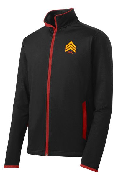 Marine Ranks Wicking Jacket