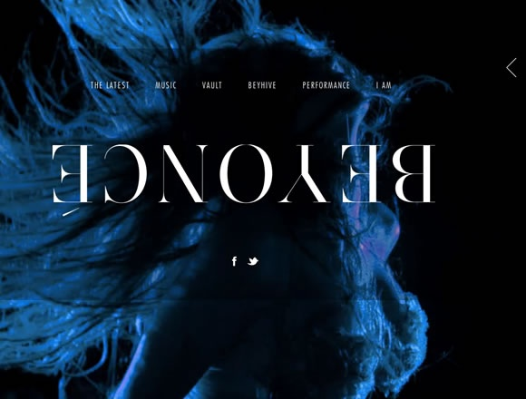 21 Beautiful Examples of Typography in Web Design | Inspiration