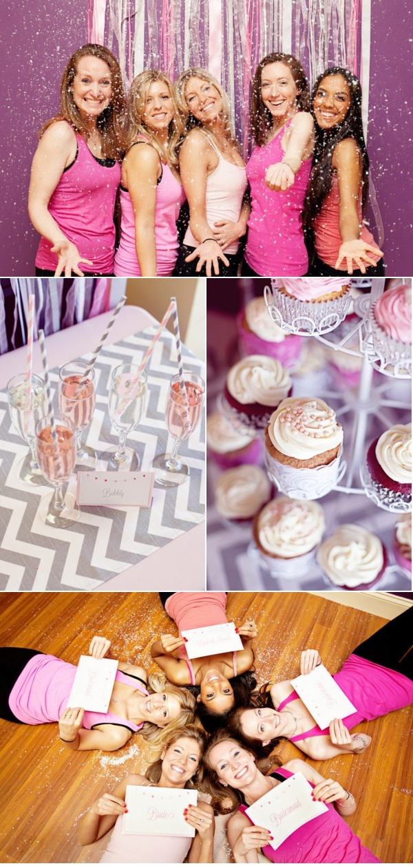New Jersey Bachelorette Party Styled Shoot By The East Coast Bride