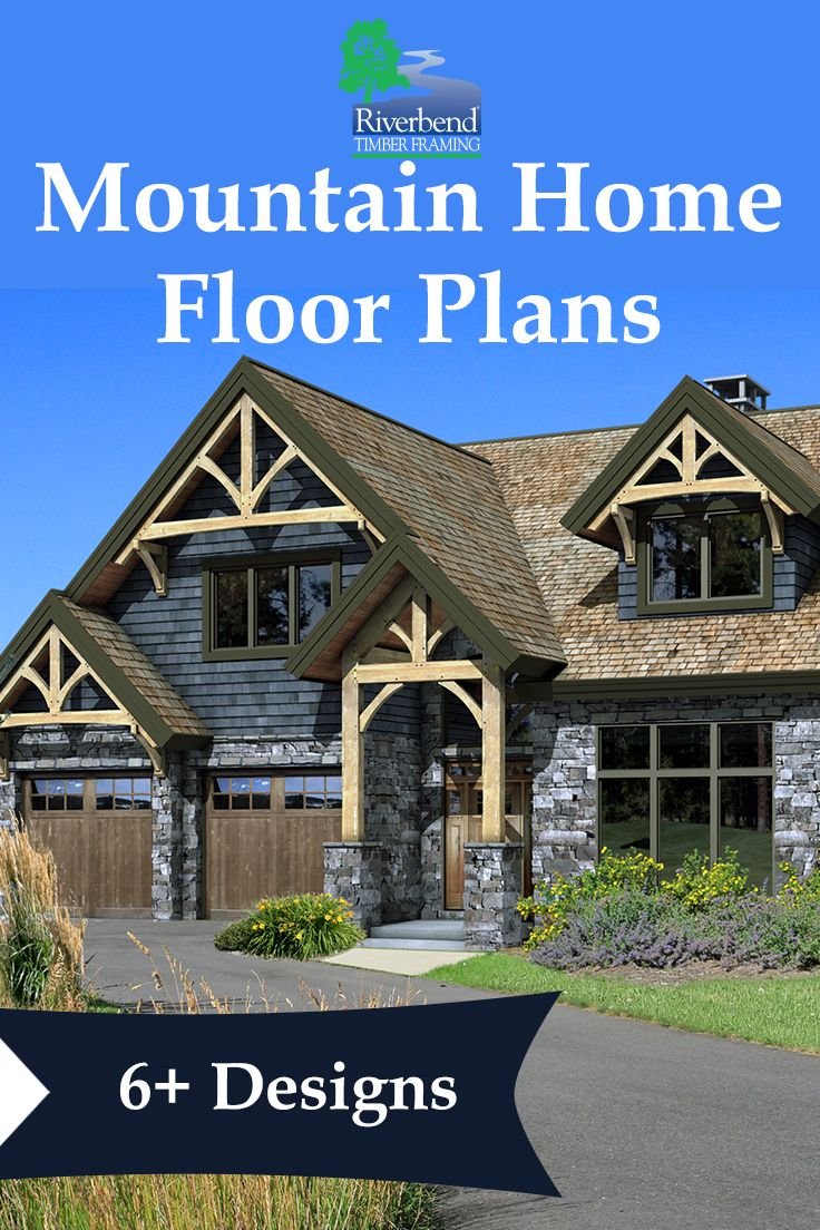 Charming Explore Mountain Home Floor Plans With Beautiful, Rustic Timber Frames,  Perfect Whether You Choose