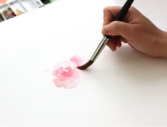 38 best learning from yao cheng images on pinterest art for Painting on water tutorial