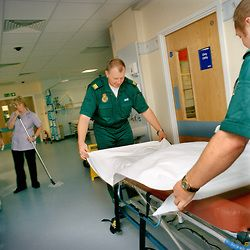 Patient Care at Wrightington, Wigan and Leigh NHS Foundation Trust