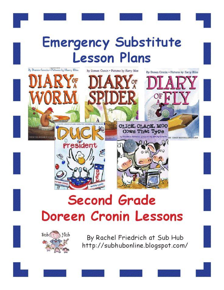 FREE 2nd grade sub plans.pdf