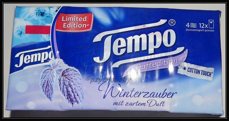 Tempo Winterzauber mit Duft und Cotton Touch   Eine sehr bezaubernde Limited Edition mit tollen Motiven und Duft  Mehr dazu findet ihr hier  http://www.pzychobaby.de/2014/02/tempo-taschentucher-winterzauber-mit.html