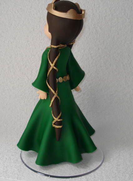 Rainha Elinor (mãe da Merida)