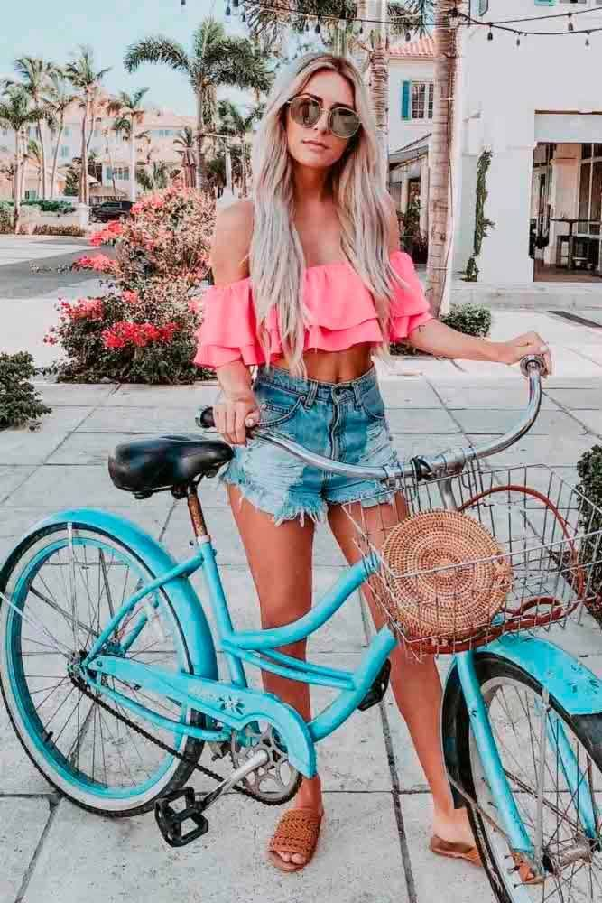 66656cc05 24 Stylish Summer Outfits To Look Gorgeous All The Time