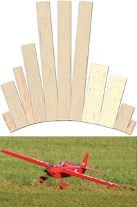 Show details for MINNOW Laser cut woodpack