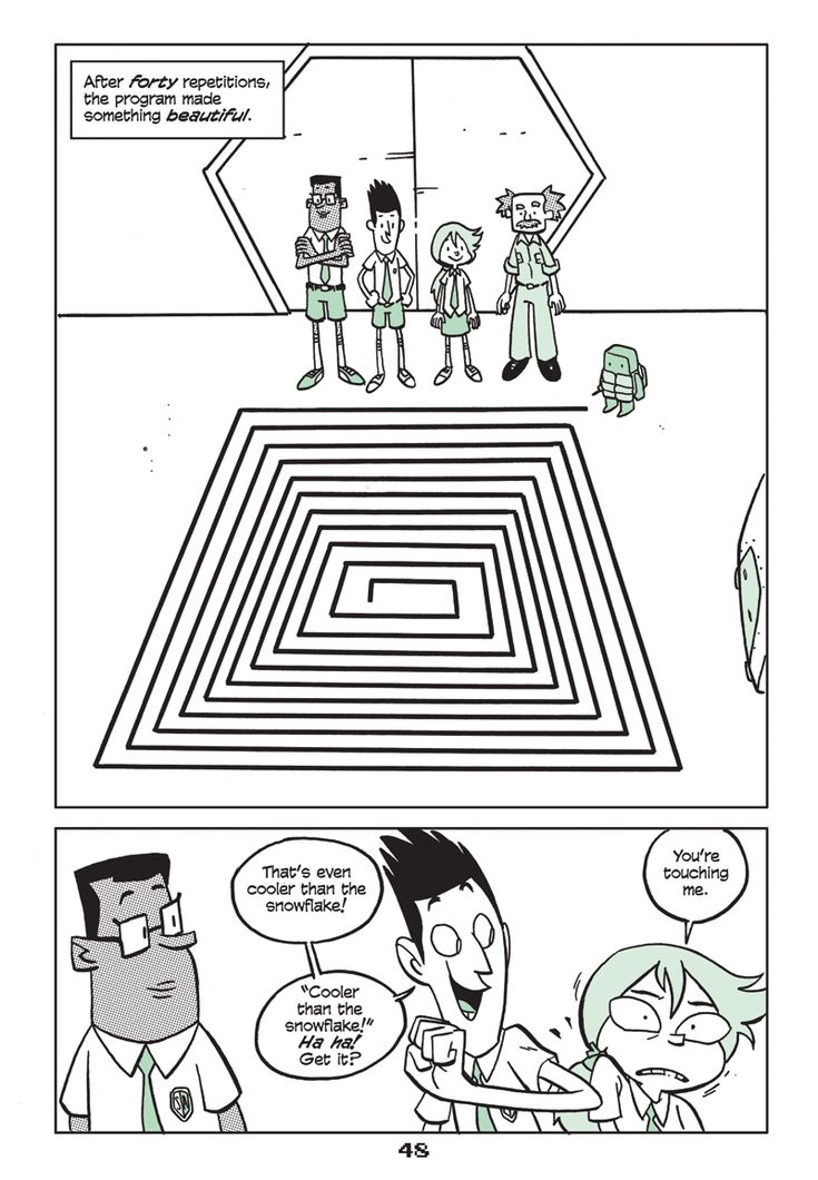 Teaching With Science Comics