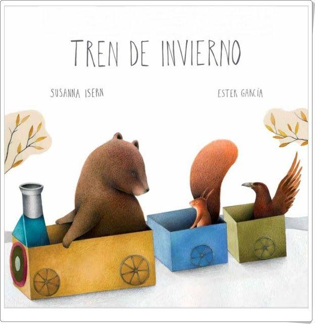 """""""Tren de invierno"""" de Susanna Isern y Ester García (Libro online gratis)"""
