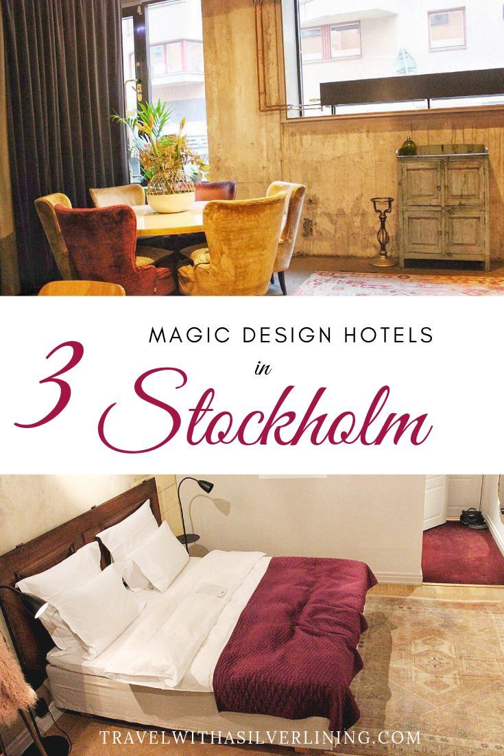 The 3 Best Boutique Hotels in Stockholm for the Design Savvy Traveller