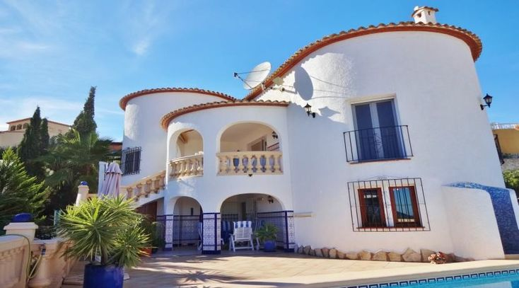Hochwertige Villa mit Traumblick in Pego Adsubia. Spanische Immobilien jetzt neu im Vertrieb der Ott Investment AG. Weitere Angebote finden Sie unter: http://www.ott-kapitalanlagen.de/immobilien-spanien.html