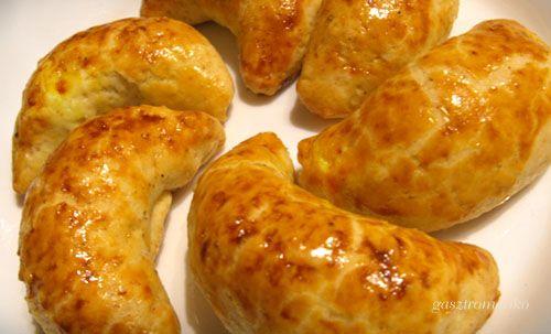 Pozsonyi kifli recept