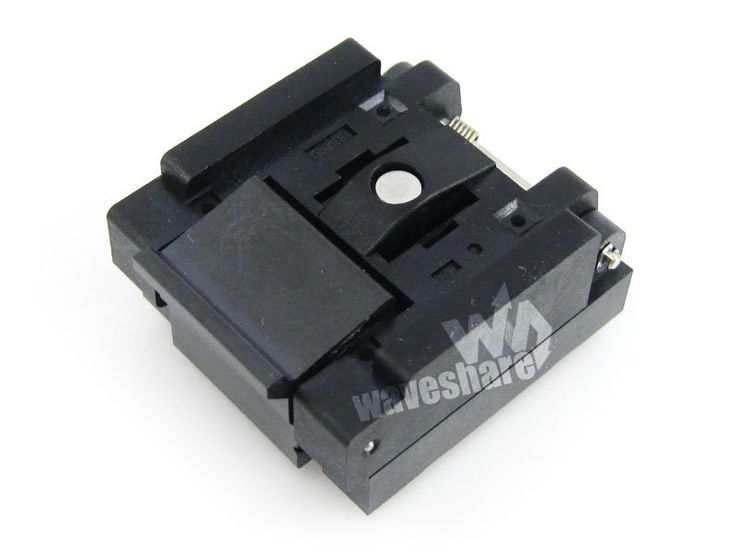 QFN28 MLP28 MLF28 QFN-28(36)B-0.5-02 Enplas IC Test Burn-in Socket Programming Adapter 0.5mm Pitch + Free Shipping #Affiliate