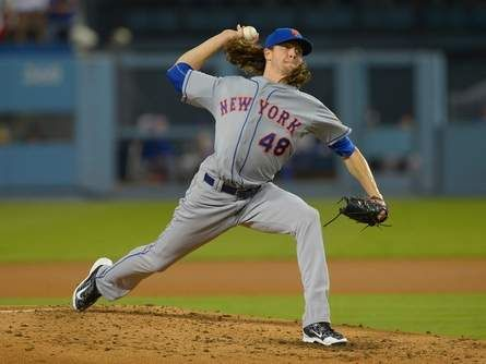 Volusia native DeGrom outduels Kershaw to lead Mets to 3-1 victory over Dodgers | News-JournalOnline.com