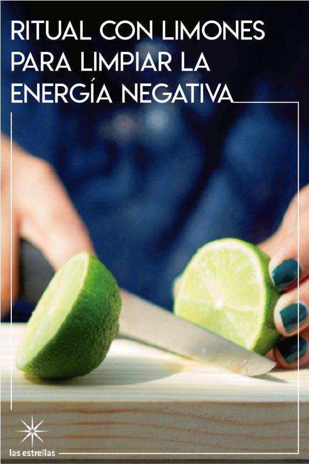 Ritual Con Limones Para Limpiar La Energía Negativa Limpieza De Malas Energias Limpiar Energias Negativas Limpiar Malas Energias