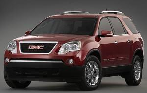 GMC Acadia future family car (: