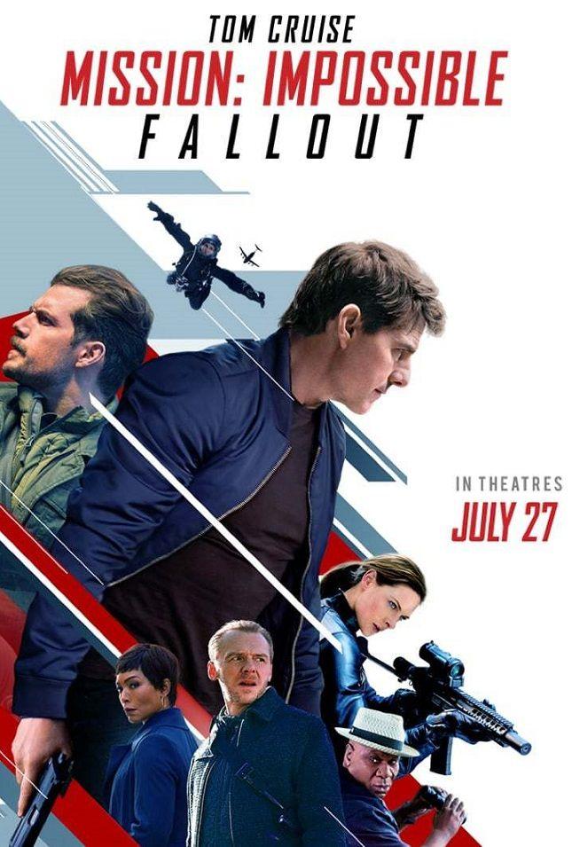 Mission Impossible 6 Fallout 2018 Missao Impossivel Fallout