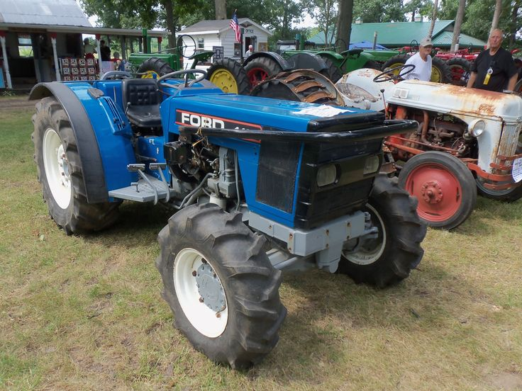 Ford Orchard Tractor : Best images about ford on pinterest