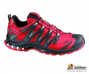 Salomon Mens XA Pro 3D Ultra 2 GTX Mountain Trail Running Shoe | Shop Now at