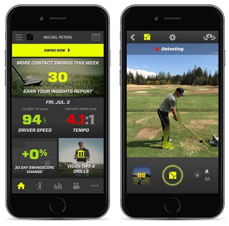 ZEPP Golf - 3D Bewegungsanalyse Smarte Technologie für ein perfektes Tennisspiel Der ZEPPGolf 3D Sensor verfügt über Bluetooth und sendet die aufgezeichneten Bewegung-Daten unmittelbar an Ihr Smartphone oder Tablet.