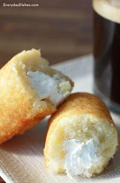 Homemade Twinkies recipe