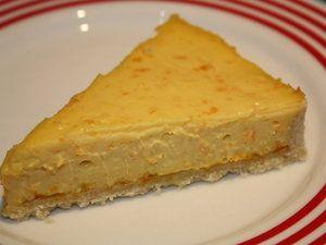 La tarte à l'orange qui déchire de Philippe Conticini