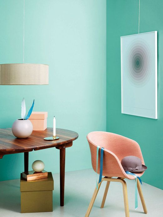 【ELLE DECOR】HAY Chair available at DREAM Interiors!