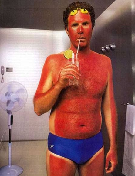 How Long Does A Sunburn Last From A Tanning Bed